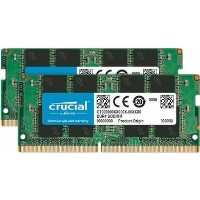 Crucial 16GB 2666MHz DDR4 Non-ECC SO-DIMM Laptop Memory