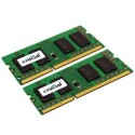 CT2KIT51264BF160BJ Crucial 8GB DDR3 1600MHz Non-ECC SO-DIMM 2 x 4GB Memory Kit