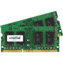 CT2KIT51264BF160B Crucial 8GB DDR3L 1600MHz Non-ECC SO-DIMM 2 x 4GB Laptop Memory Kit