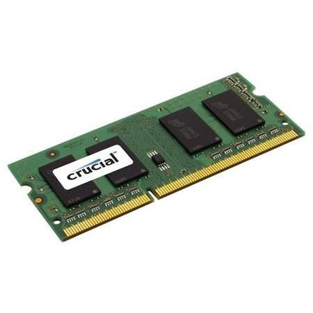 Crucial 8GB DDR3 1600MHz SO-DIMM Memory for Mac