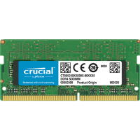 Crucial 4GB 2666MHz DDR4 Non-ECC SO-DIMM Laptop Memory
