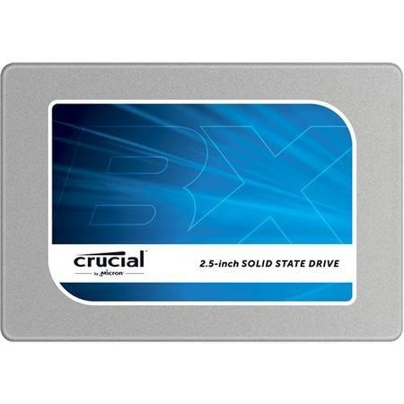 "Crucial BX100 2.5"" 500GB SATA III Solid State Drive SSD"