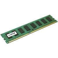Crucial 8GB DDR3L 1600 MT/s PC3-12800 DR x4 RDIMM 240p