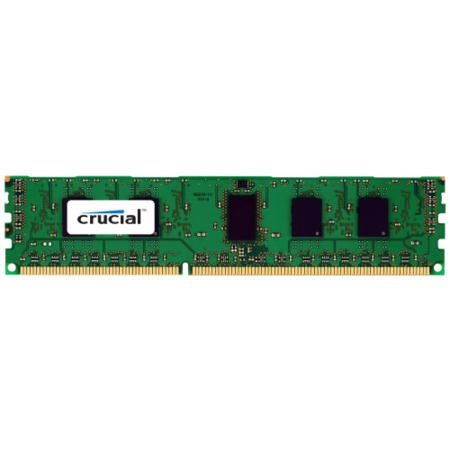 Crucial 4GB DDR3 1600 MT/s PC3-12800 CL11 Unbuffered UDIMM 240pin