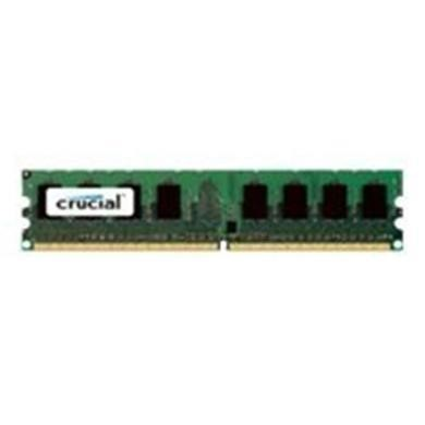 Crucial 4GB DDR3 1600MHz NonECC DIMM Memory