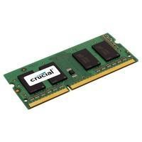 Crucial 4GB DDR3L-1600MHz SODIMM 1.35v Unbuffered Memory