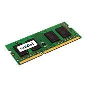 Crucial 4GB DDR3L-1600 SODIMM Unbuffered 1.35v Memory