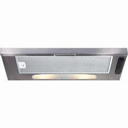 CDA CTE6SS 60cm Telescopic Cooker Hood in Stainless Steel