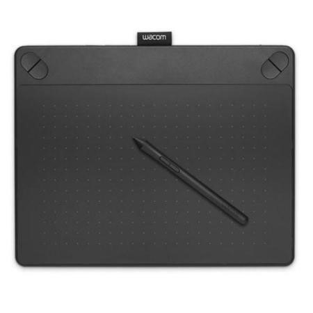 Wacom Intuos Art Black Pen and Touch Medium Mac/Win Graphics Tablet