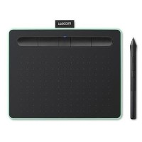 Wacom Intuos Small Pistachio Graphics Tablet with pen