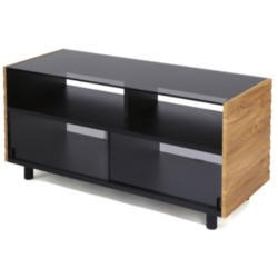 Off The Wall Contour 1000 Oak TV Cabinet - Up to 55 Inch