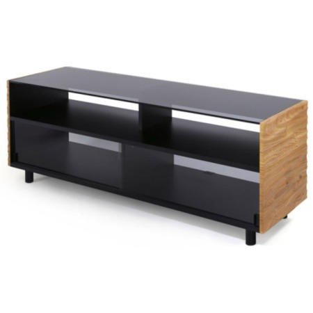 Off The Wall Contour 1300 Oak TV Stand - Up to 55 Inch