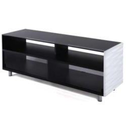 Off The Wall Contour 1300 White TV Stand - Up to 55 Inch