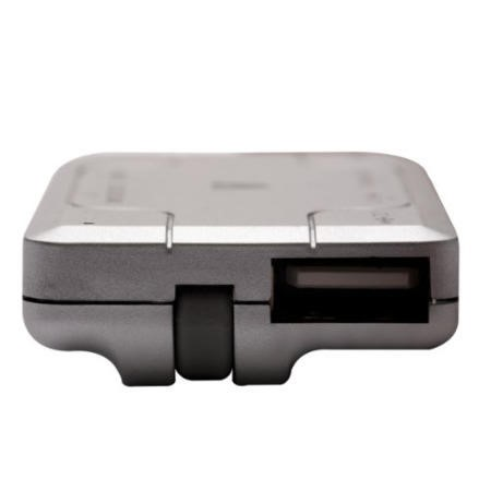 Combo Card Reader with 3 Port USB Hub 480Mbps