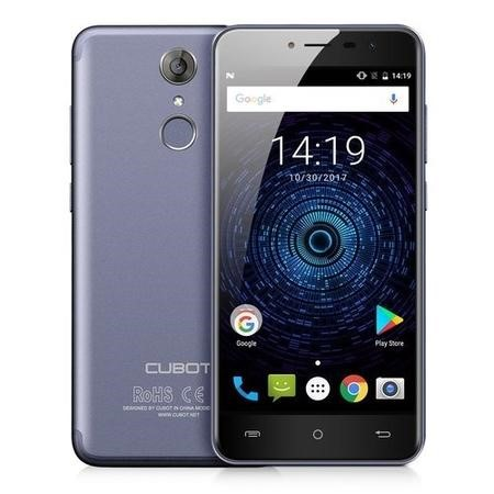 "Cubot NOTE Plus Blue 5.2"" 32GB 4G Unlocked & SIM Free"