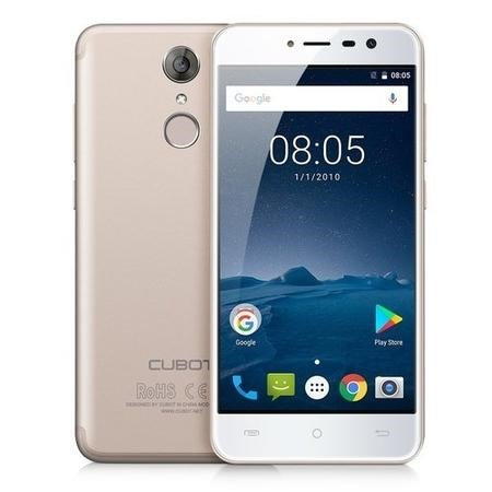 "GRADE A1 - Cubot NOTE Plus Gold 5.2"" 32GB 4G Unlocked & SIM Free"