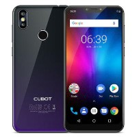 "Cubot P20 Purple 6.18"" 64GB 4G Dual SIM Unlocked & SIM Free"