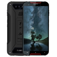 "Cubot Quest Lite Red/Black 5"" 32GB 4G Hybrid SIM Unlocked & SIM Free"