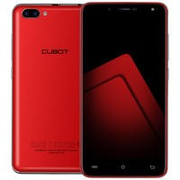 "Cubot Rainbow 2 Red 5"" 16GB 3G Unlocked & SIM Free"