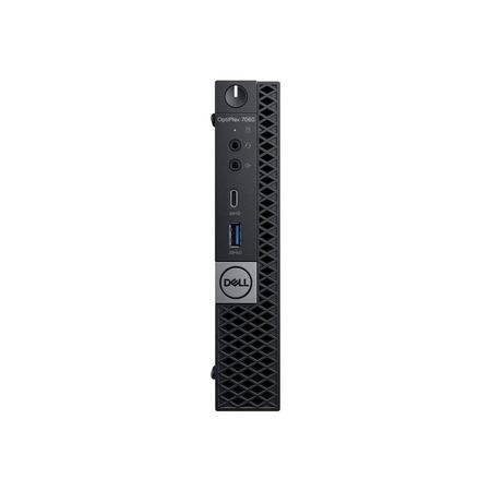 CV3WX Dell OptiPlex 7060 MFF Core i5-8500T 8GB 256GB SSD Windows 10 Proffesional Desktop PC