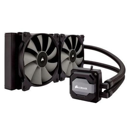 CW-9060026-WW Corsair Hydro Series H110i 280mm Extreme Performance Liquid CPU Cooler