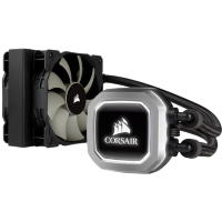 Corsair H75 Computer Liquid Cooling Processor