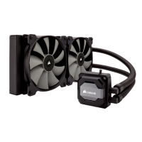Corsair COOL CPU Hydro H110i Liquid 120mm