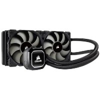Corsair Hydro Series H100x Performance Liquid CPU Cooler - 240mm
