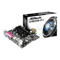 Asrock D1800B-ITX Integrated Intel Dual-Core J1800 Mini ITX DDR3 Notebook Memory Gen7 GFX HDMI
