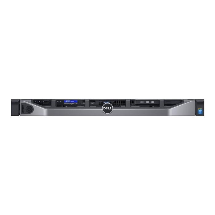 Dell PowerEdge R230 Xeon E3-1220v6 3GHz 8GB 1TB Rack Server