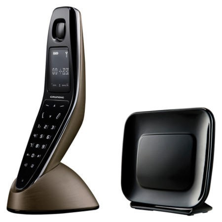 SagemCom D790A Cordless Telephone with Answer Machine - Single