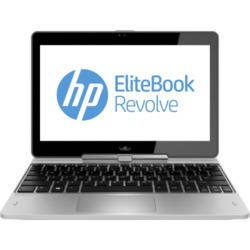 Refurbished Grade A1 HP EliteBook Revolve 810 G1 Core i5 4GB 256GB SSD 11.6 inch Windows 7 Convertible Laptop