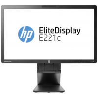 "HP 21.5"" EliteDisplay E221C Full HD Monitor"