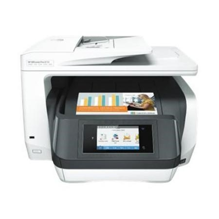 D9L20A HP Officejet Pro 8730 A4 All In One Wireless Inkjet Colour Printer