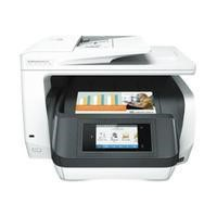 HP Officejet Pro 8730 A4 All In One Wireless Inkjet Colour Printer
