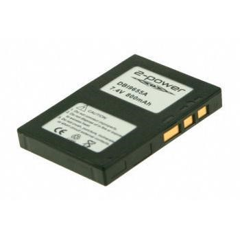 Camcorder Battery DBI9655A