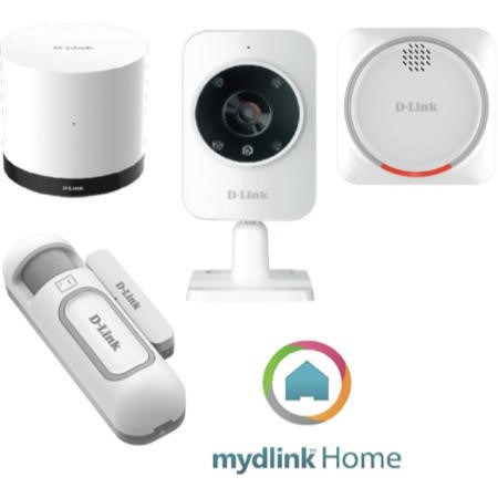 mydlink Home Security Starter Kit