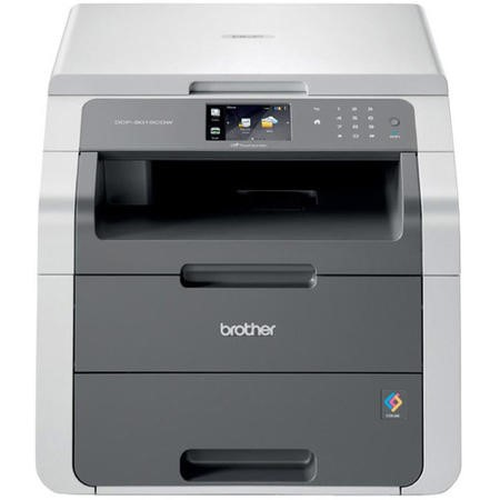 Brother DCP-9015CDW A4 Compact All In One Wireless Laser Colour Printer
