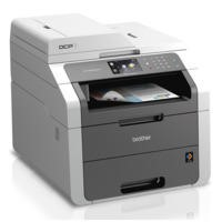 BROTHER A4 Colour Laser Multifunction Print/Scan/Copy 18ppm Printing Up to 2400 x 600 dpi Print Resolution 192MB 1 Years Warranty