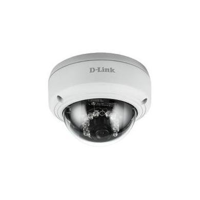 D-Link DCS-4602EV Full HD Outdoor Vandal Proof IP POE Dome - 1 Pack