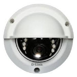 D-Link Full HD Outdoor Fixed Dome Day and Night Network Dome Camera