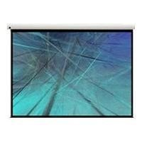 Optoma Panoview DE-3120EGA - projection screen motorized - 120 in