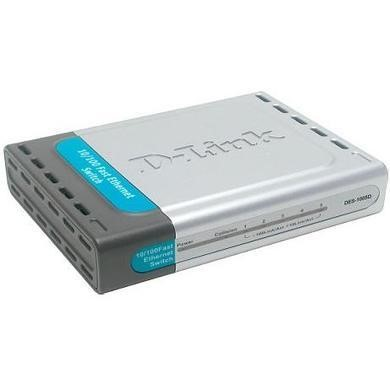 DLINK 5PORT 10/100 SWITCH