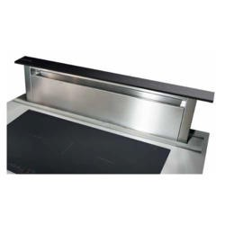 De Dietrich DHD1100X Stainless Steel 86cm Wide Downdraft Extractor