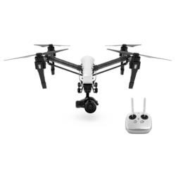 DJI Inspire 1 Pro Ready To Fly Transforming Camera Drone With Zenmuse X5 4K Micro Four Thirds Camera & 3 Axis Gimbal With Smart GPS Flight Modes & Return To Home