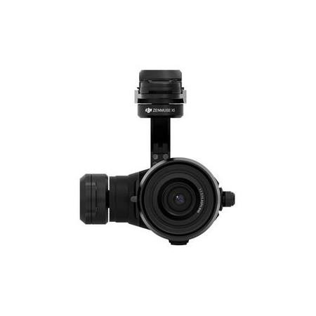 DJI Zenmuse X5 4K 16MP Drone Camera & 3-Axis Gimbal With Lens