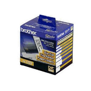 BROTHER - DK11203 - LABEL FILE FOLDER