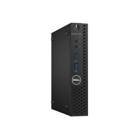 DKJFJ Dell OptiPlex 3050 Core i5-7500T 4GB 128GB SSD Windows 10 Pro Desktop