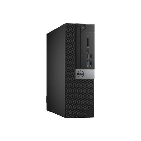DKK29 Dell OptiPlex 5050 Core i5-7500 4GB 500GB DVD-RW Windows 10 Pro Desktop With Keyboard & Mouse