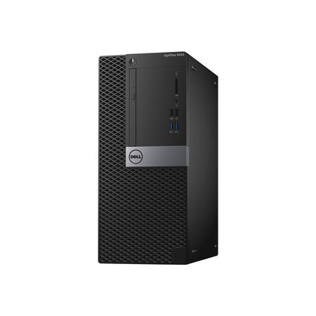 Dell OptiPlex 5050 Core i5-7500 4GB 500GB DVD-RW Windows 10 Pro Desktop With Keyboard & Mouse